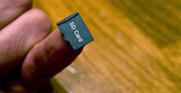 Ανακτήσεις αρχείων από κάρτα μνήμης SD - Πως το πετυχαίνουμε ;