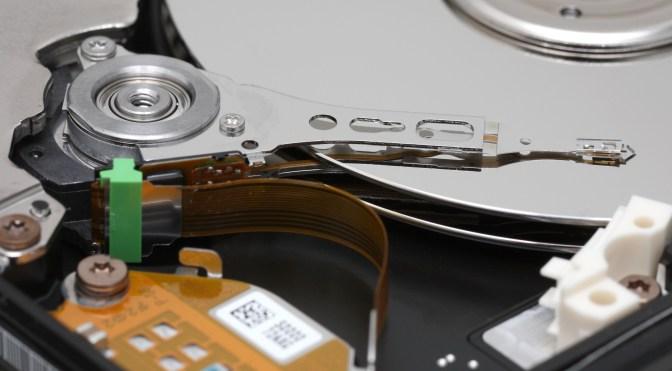 Ανάκτηση δεδομένων από εξωτερικό δίσκο - Είναι εφικτό ;