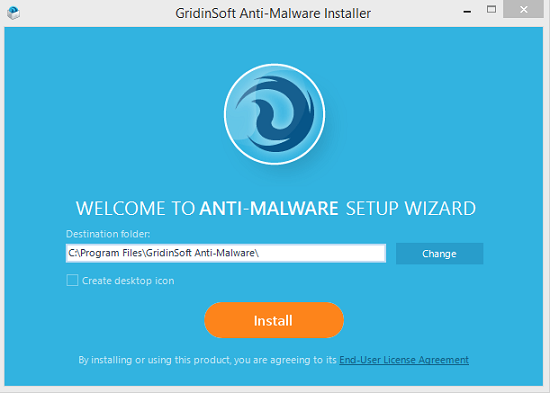 GridinSoft Anti-Malware – Αντιμετώπιση ιών Shareware