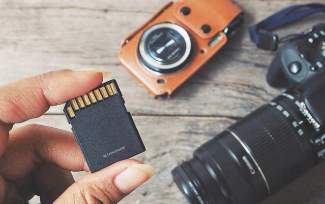 ανακτηση δεδομενων απο καρτα καμερας