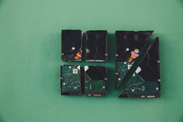 Ανασυγκρότηση SSD Δίσκου